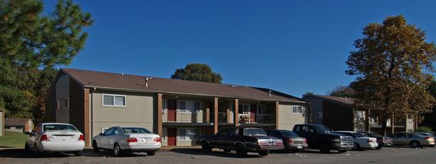 Ridgecrest Apartments - Low Income