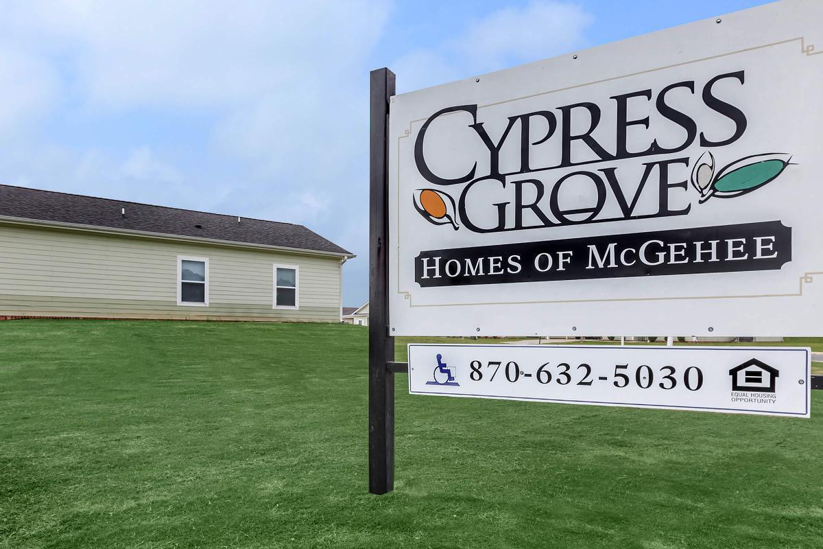 Cypress Grove Homes - McGehee Affordable Community
