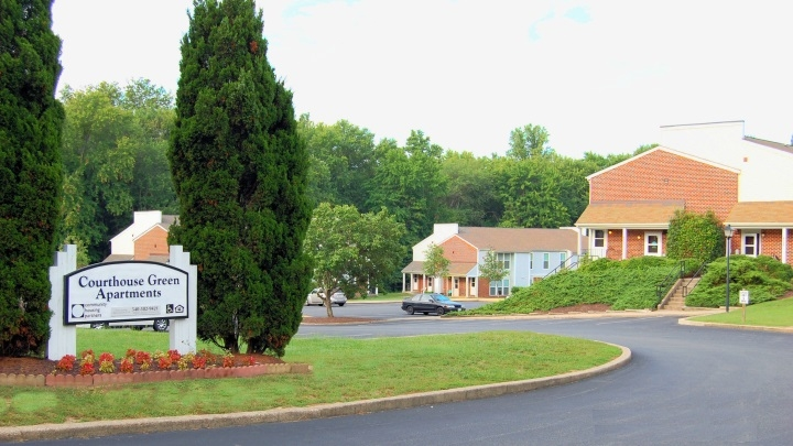 Courthouse Green Apartments - Affordable Community