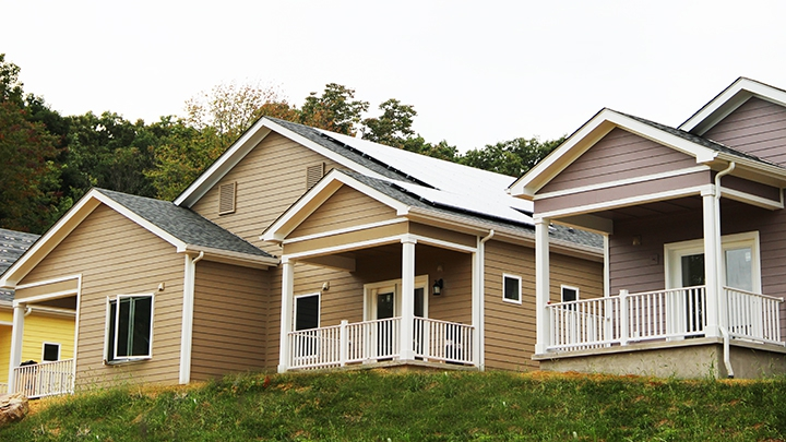 Grissom Lane Apartments - Affordable Senior Housing