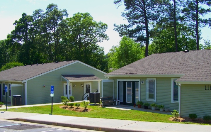 Lafayette Elderly Apartments - Affordable Community