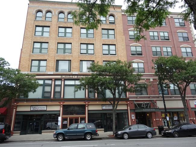 Blakeley Building - Affordable Community