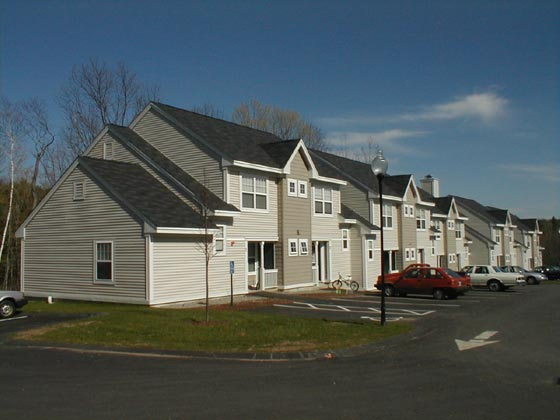 Woodland Commons - Affordable Community