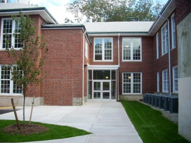 Fulton School Residences - Affordable Senior Housing