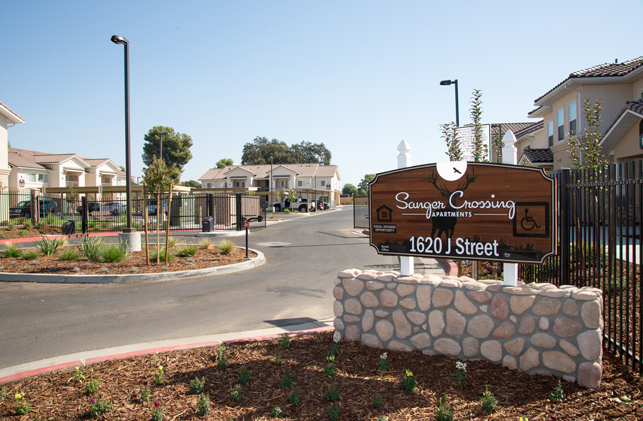 Sanger Crossing Apartments - Affordable Community