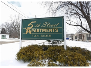 5th Street Apartments - Affordable Community