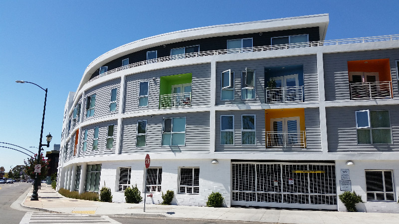 Oakland 34 Apartments - Affordable Community
