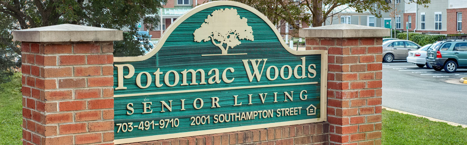 Potomac Woods Senior Living - Affordable Community