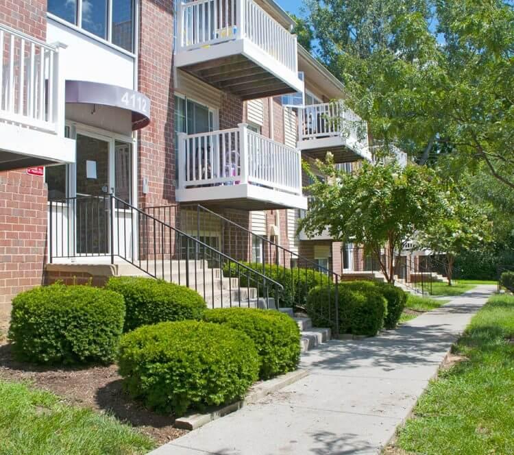 Irvington Woods Apartments - Affordable Community