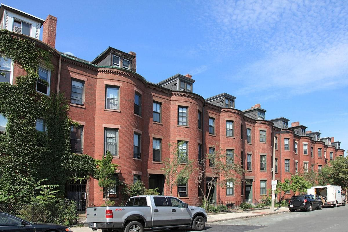 Historic South End Apartments - Affordable Community