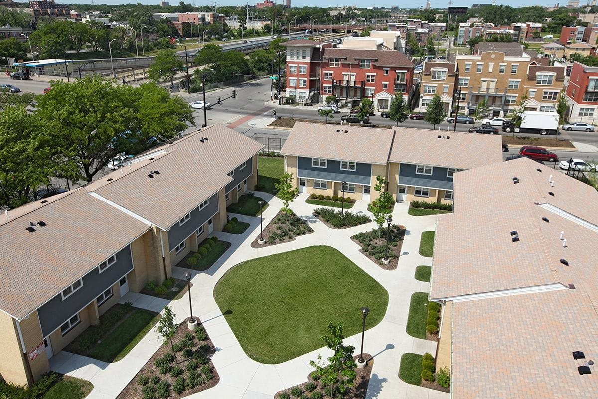 Oakley Square Apartments -Affordable Community