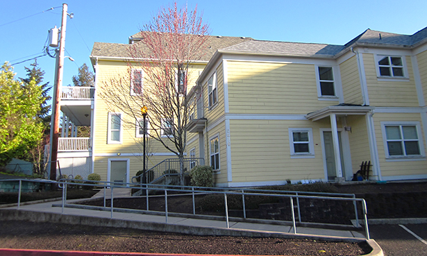 Howard House - Affordable Housing