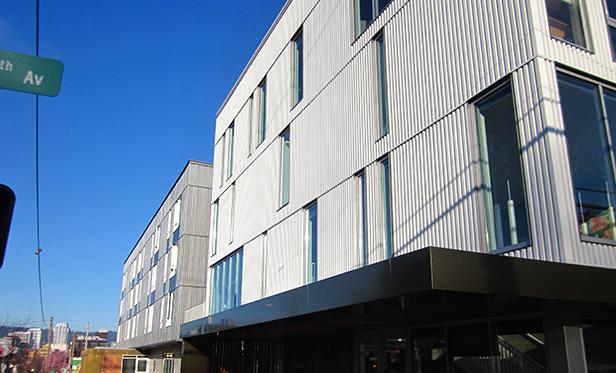 St. Francis Park - Affordable Housing