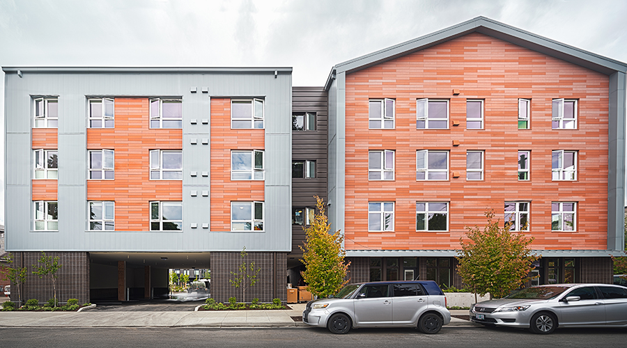 Woody Guthrie Place - Affordable Housing