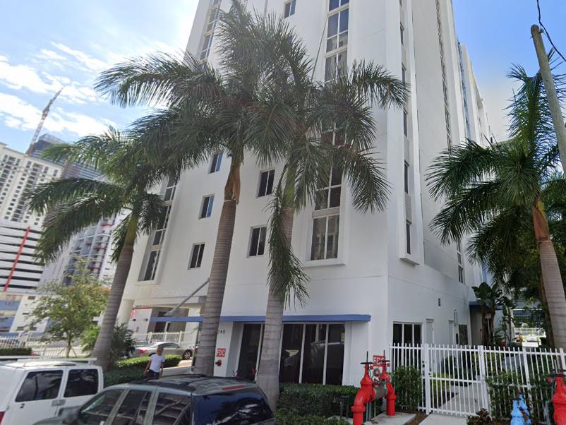Joe Moretti Apartments - Public Housing