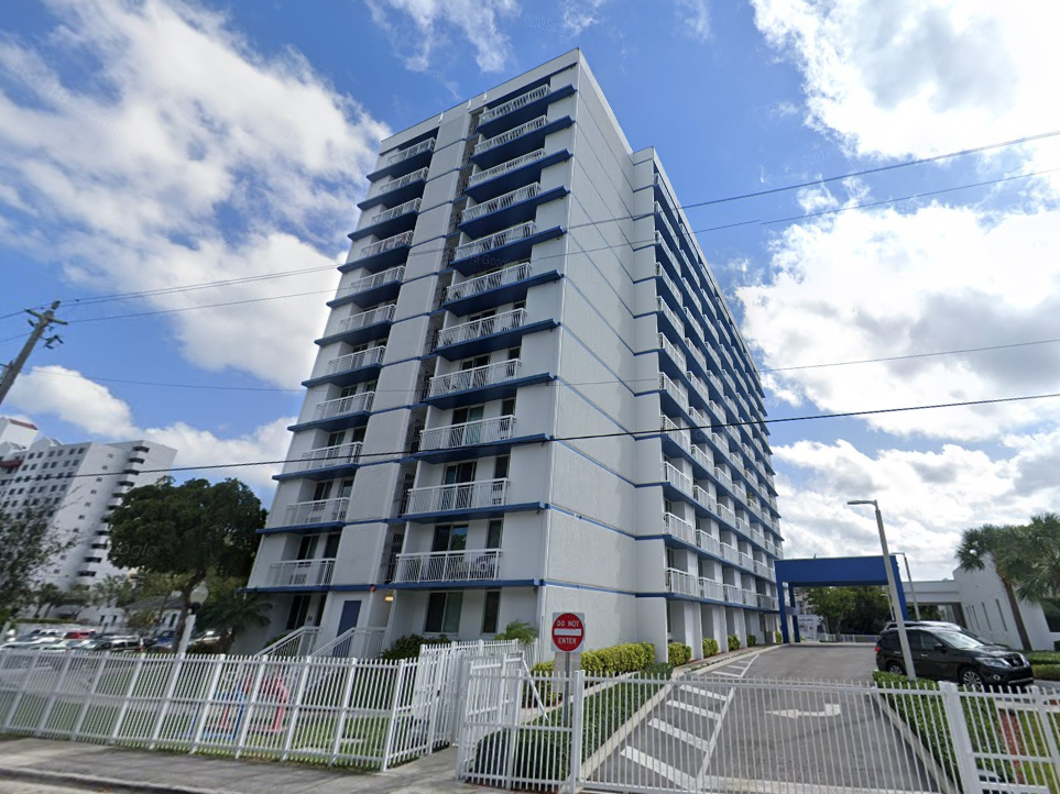 Jack Orr Plaza Apartments - Public Housing