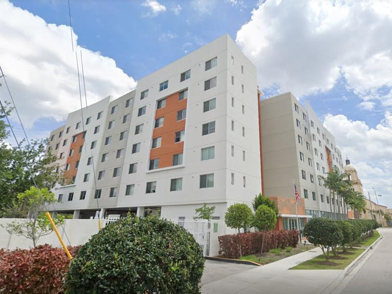 Collins Park Apartments - Public Housing