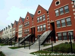 Ridgecrest Village Townhouses