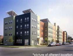 Lakewood Townhouses