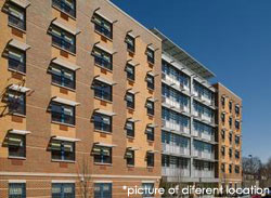 Potomac Gardens DC Public Housing Apartments