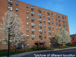 Mary Allen West Tower Apartments
