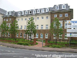 Hampshire Terrace Apartments